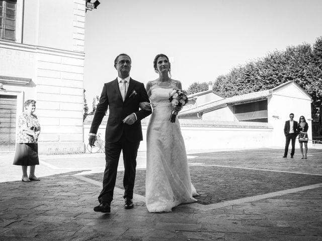 Il matrimonio di Raffa e Manu a Piacenza, Piacenza 35