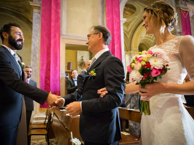 Il matrimonio di Raffa e Manu a Piacenza, Piacenza 38