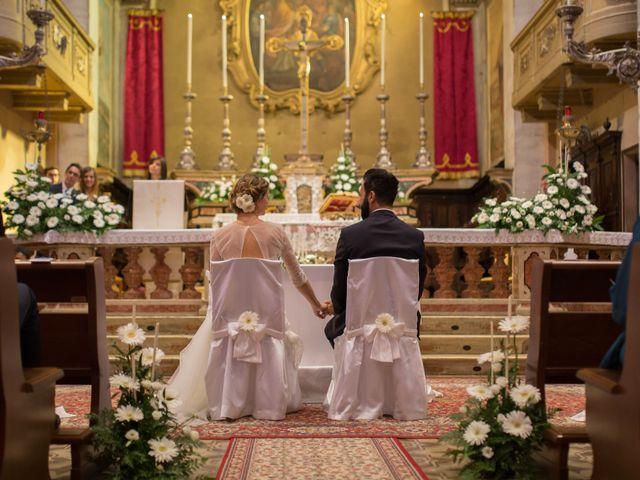 Il matrimonio di Raffa e Manu a Piacenza, Piacenza 40