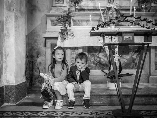 Il matrimonio di Raffa e Manu a Piacenza, Piacenza 42