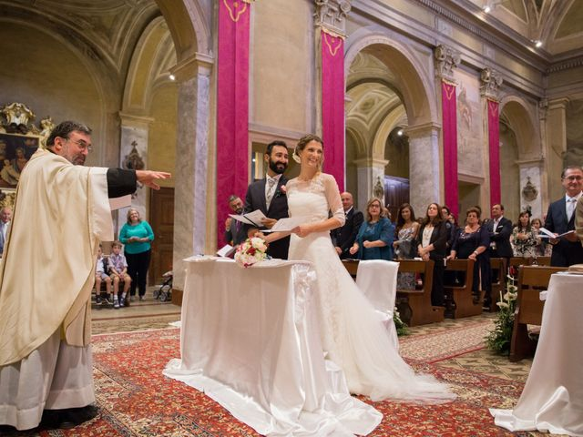 Il matrimonio di Raffa e Manu a Piacenza, Piacenza 43
