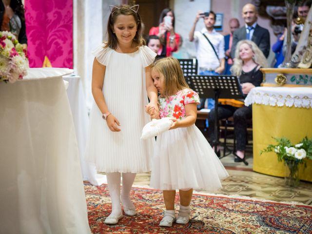 Il matrimonio di Raffa e Manu a Piacenza, Piacenza 44