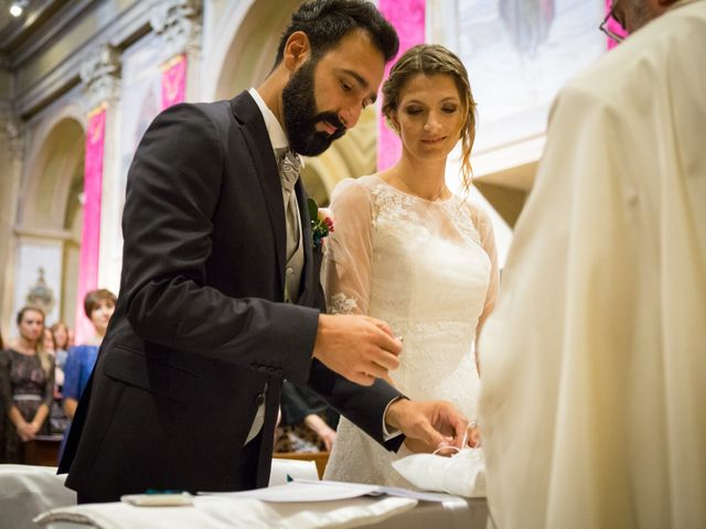 Il matrimonio di Raffa e Manu a Piacenza, Piacenza 45