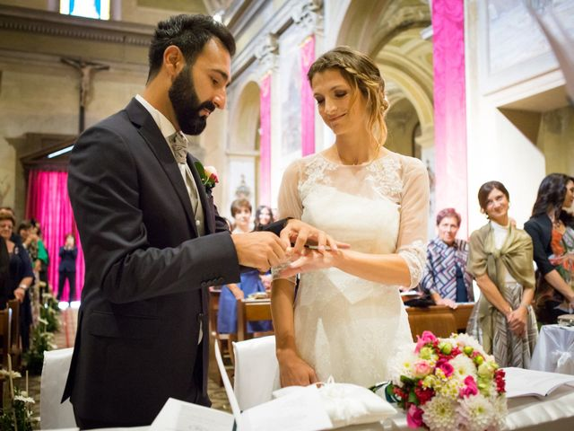 Il matrimonio di Raffa e Manu a Piacenza, Piacenza 46