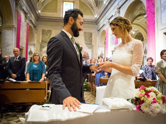 Il matrimonio di Raffa e Manu a Piacenza, Piacenza 48