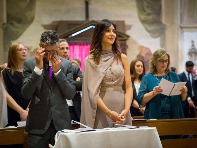 Il matrimonio di Raffa e Manu a Piacenza, Piacenza 49