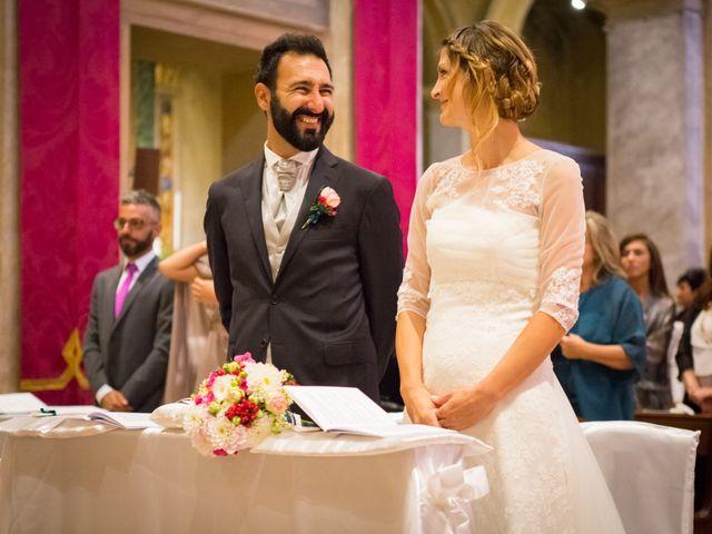 Il matrimonio di Raffa e Manu a Piacenza, Piacenza 51