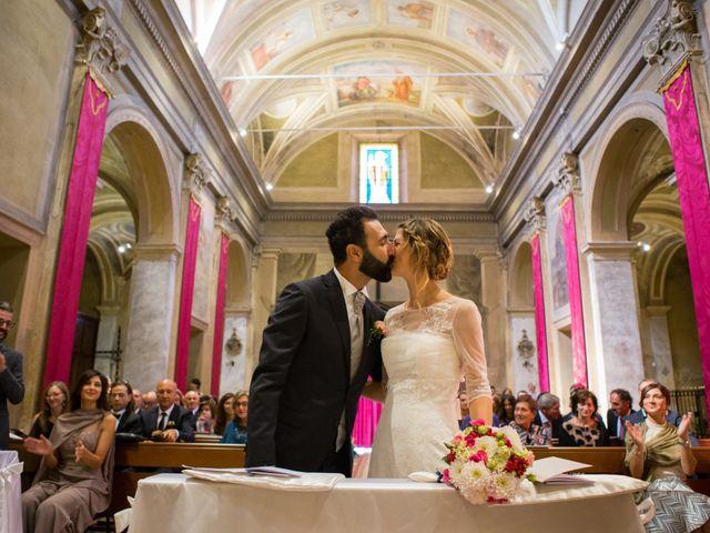 Il matrimonio di Raffa e Manu a Piacenza, Piacenza 54