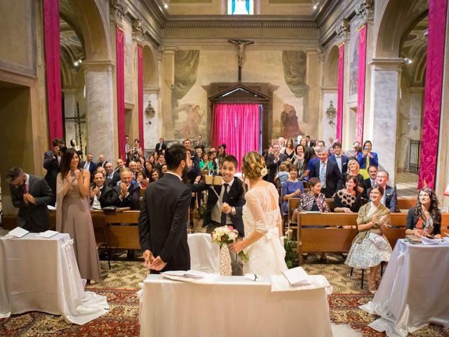 Il matrimonio di Raffa e Manu a Piacenza, Piacenza 55