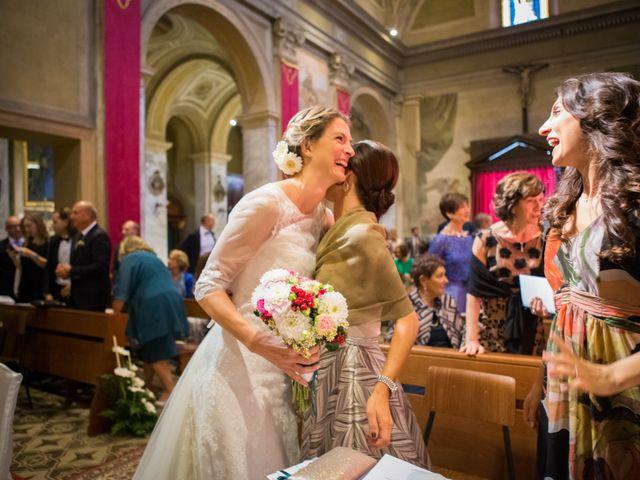 Il matrimonio di Raffa e Manu a Piacenza, Piacenza 56