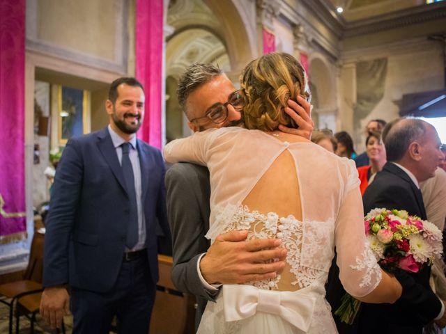 Il matrimonio di Raffa e Manu a Piacenza, Piacenza 58