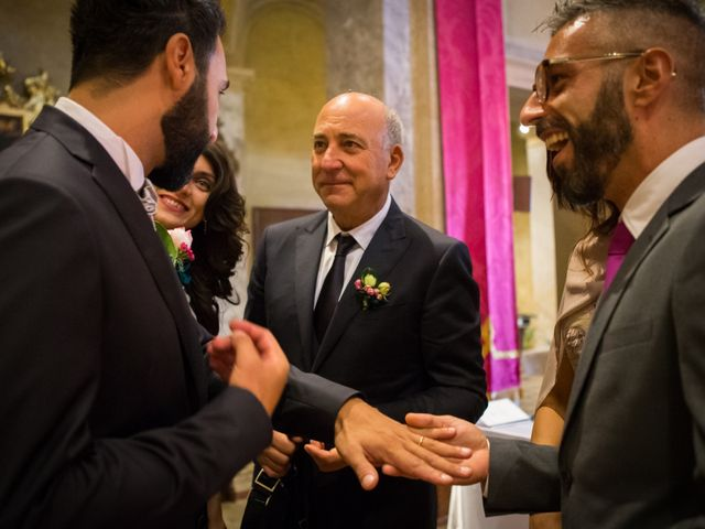 Il matrimonio di Raffa e Manu a Piacenza, Piacenza 63