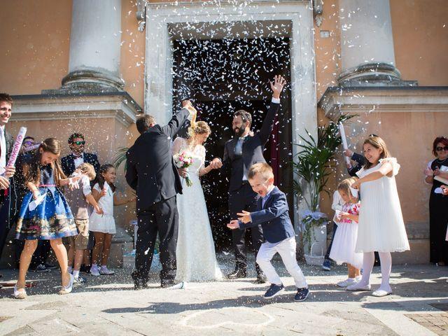 Il matrimonio di Raffa e Manu a Piacenza, Piacenza 71