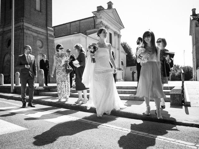 Il matrimonio di Raffa e Manu a Piacenza, Piacenza 75