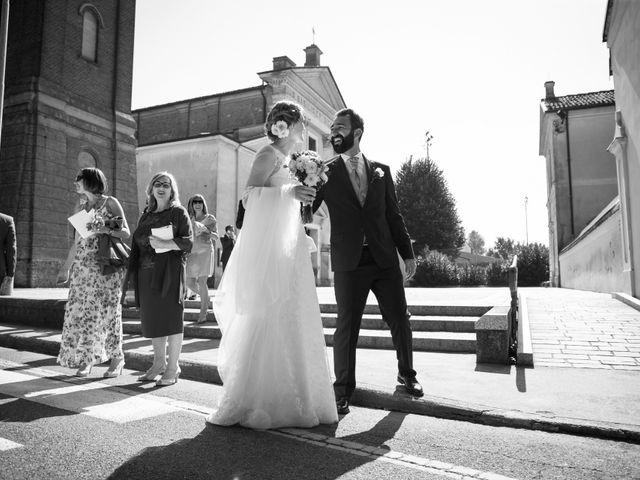 Il matrimonio di Raffa e Manu a Piacenza, Piacenza 76