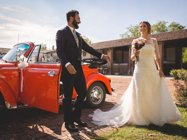 Il matrimonio di Raffa e Manu a Piacenza, Piacenza 77