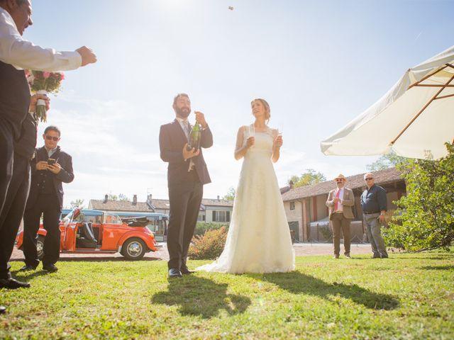 Il matrimonio di Raffa e Manu a Piacenza, Piacenza 78