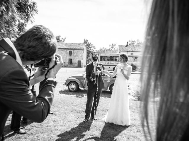 Il matrimonio di Raffa e Manu a Piacenza, Piacenza 79