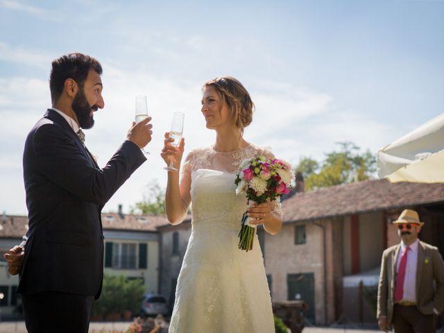 Il matrimonio di Raffa e Manu a Piacenza, Piacenza 80
