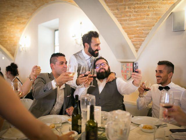 Il matrimonio di Raffa e Manu a Piacenza, Piacenza 83