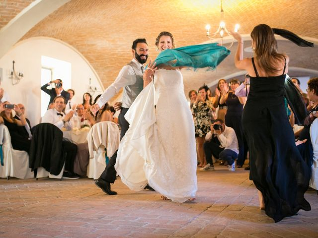 Il matrimonio di Raffa e Manu a Piacenza, Piacenza 87