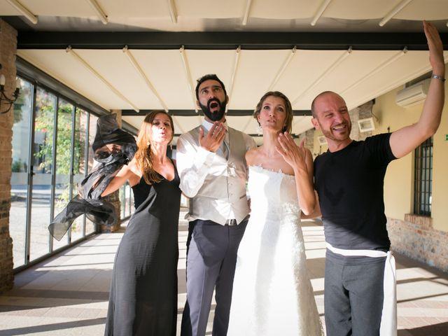 Il matrimonio di Raffa e Manu a Piacenza, Piacenza 89