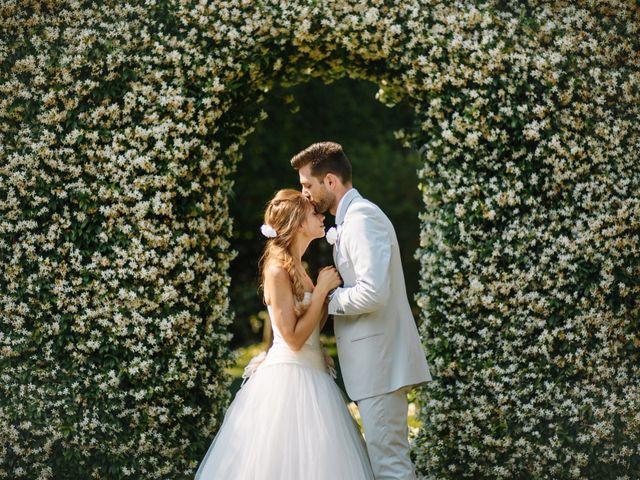 le nozze di Mary e Daniele