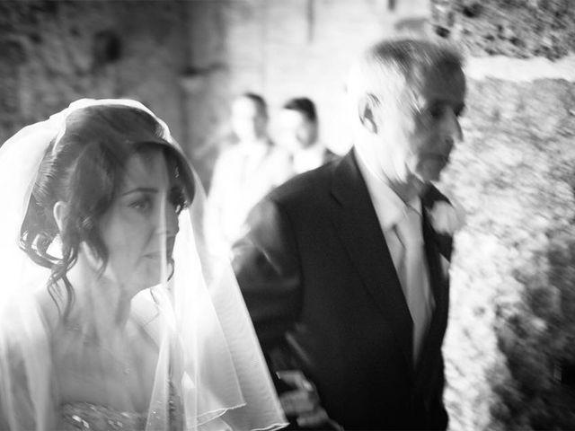 Il matrimonio di Antonio e Daniela  a Bracciano, Roma 15