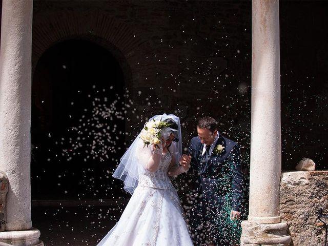 Il matrimonio di Antonio e Daniela  a Bracciano, Roma 16
