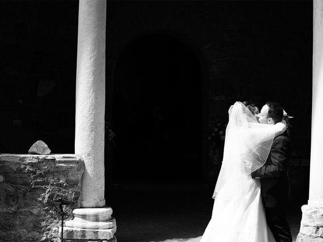 Il matrimonio di Antonio e Daniela  a Bracciano, Roma 17