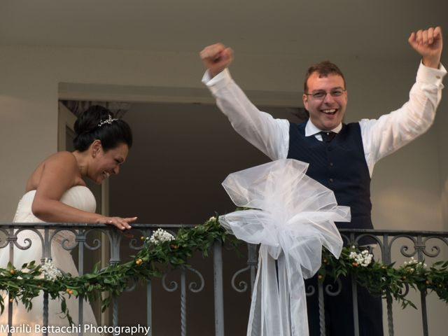 Il matrimonio di Lenny e Francesco a Magnago, Milano 10