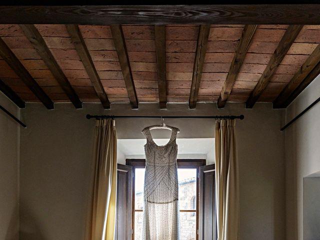 Il matrimonio di Paulo e Anna a Castelnuovo Berardenga, Siena 9