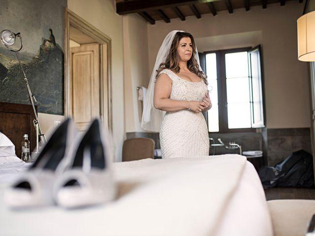 Il matrimonio di Paulo e Anna a Castelnuovo Berardenga, Siena 10