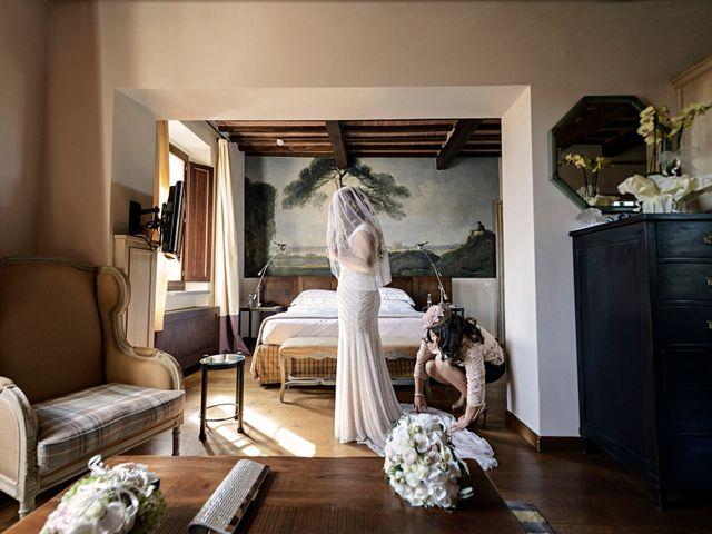 Il matrimonio di Paulo e Anna a Castelnuovo Berardenga, Siena 12