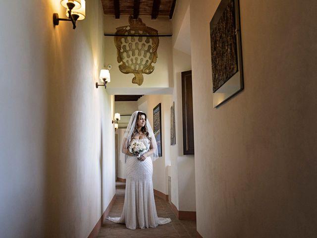 Il matrimonio di Paulo e Anna a Castelnuovo Berardenga, Siena 15