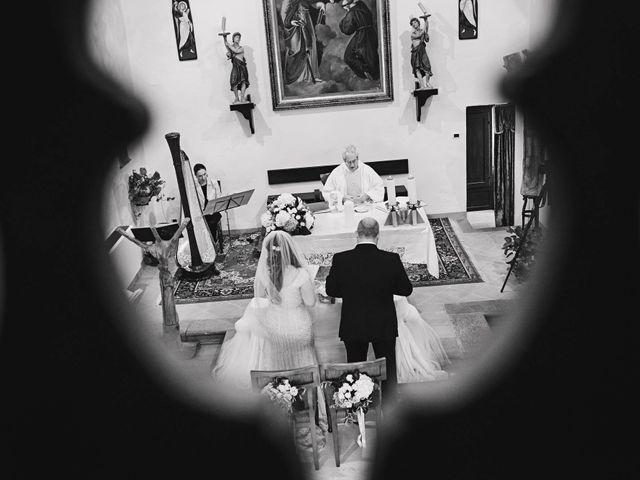 Il matrimonio di Paulo e Anna a Castelnuovo Berardenga, Siena 16