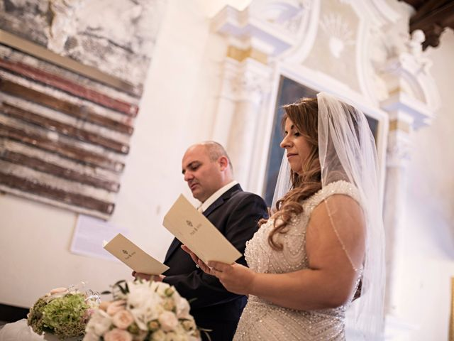 Il matrimonio di Paulo e Anna a Castelnuovo Berardenga, Siena 17
