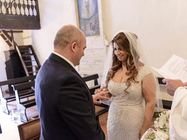 Il matrimonio di Paulo e Anna a Castelnuovo Berardenga, Siena 20
