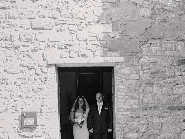 Il matrimonio di Paulo e Anna a Castelnuovo Berardenga, Siena 24