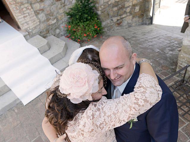 Il matrimonio di Paulo e Anna a Castelnuovo Berardenga, Siena 2
