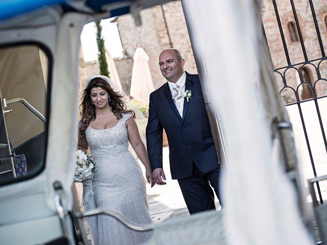Il matrimonio di Paulo e Anna a Castelnuovo Berardenga, Siena 27
