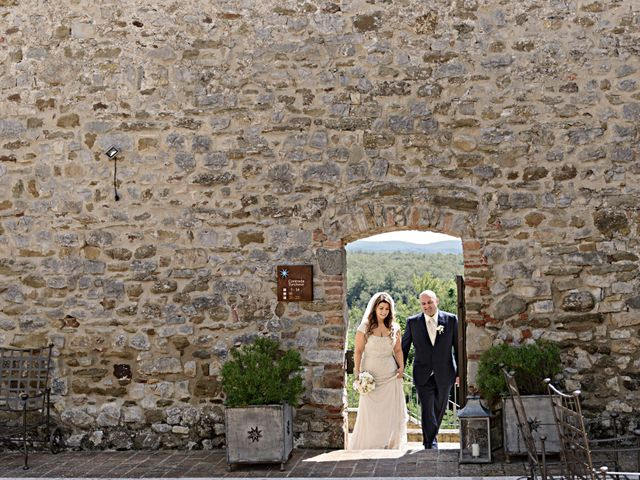 Il matrimonio di Paulo e Anna a Castelnuovo Berardenga, Siena 29