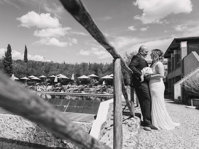 Il matrimonio di Paulo e Anna a Castelnuovo Berardenga, Siena 34