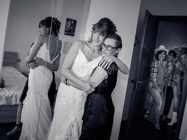 Il matrimonio di Massimiliano e Serena a Carrara, Massa Carrara 12