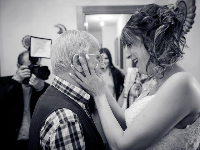 Il matrimonio di Massimiliano e Serena a Carrara, Massa Carrara 18