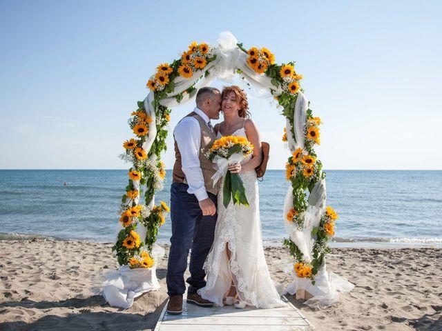 Il matrimonio di Massimiliano e Serena a Carrara, Massa Carrara 40