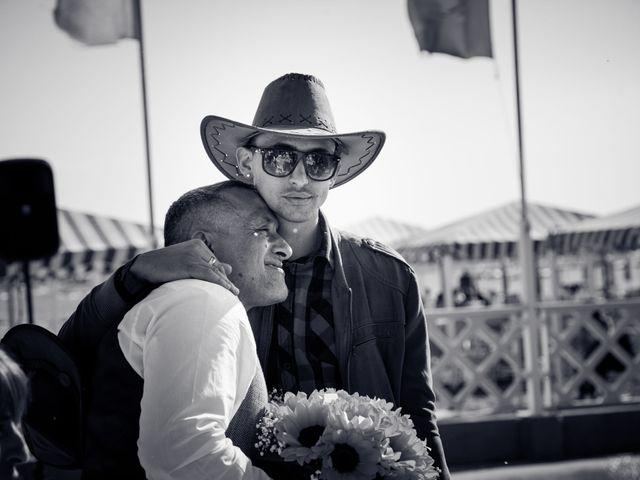 Il matrimonio di Massimiliano e Serena a Carrara, Massa Carrara 43