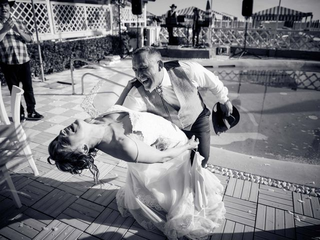 Il matrimonio di Massimiliano e Serena a Carrara, Massa Carrara 47
