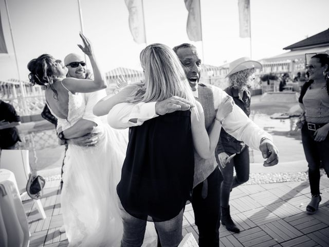 Il matrimonio di Massimiliano e Serena a Carrara, Massa Carrara 52