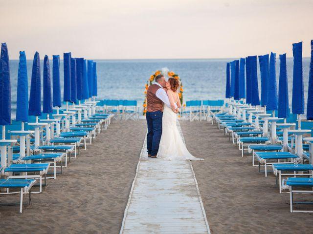 Il matrimonio di Massimiliano e Serena a Carrara, Massa Carrara 54